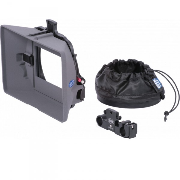 Vocas 0215-2010 MB-215 mattebox kit for any camera with 15mm LW support - 0
