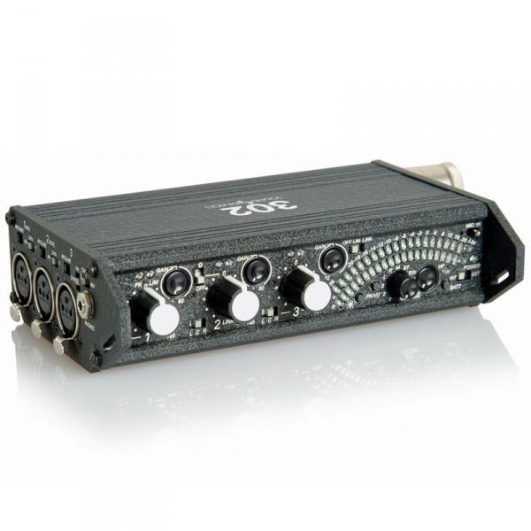 Sound Devices 302 3 Kanal Stereo Mischer - 0