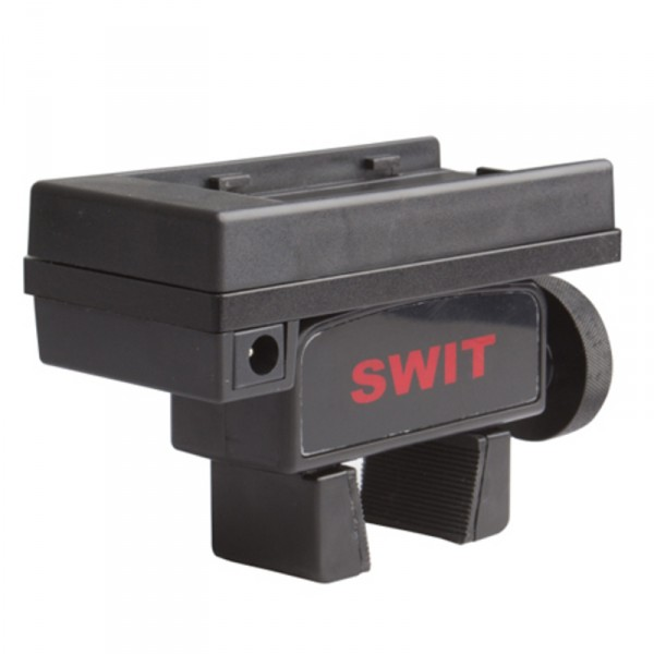 Swit S-7200M, Bracket for 2010 light, for Sony QM-Batteries - 0