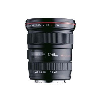 Canon EF 17-40mm f/4L USM Zoom Lens - 0