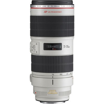 Canon EF 70-200mm f/2,8L IS II USM, Tele-Zoom-Objektiv - 0