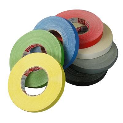 Tesa 04651 Lassoband 25mm x 50m gelb - 0