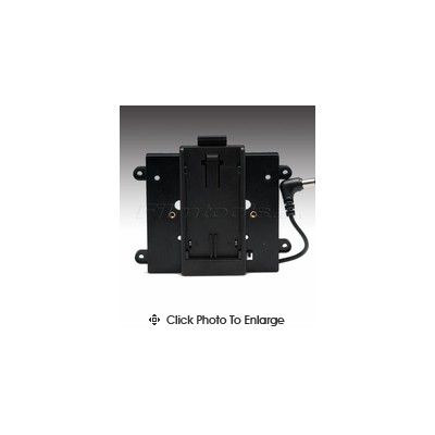 TV Logic BB-056C, Canon DV-Akku Adapter für VFM-056W/WP - 0