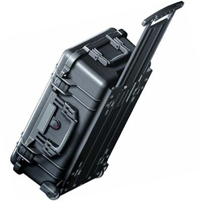 Peli Protektor mit Rollen #1510 schwarz / 50,2x27,9x19,4cm Innenmaß - 0
