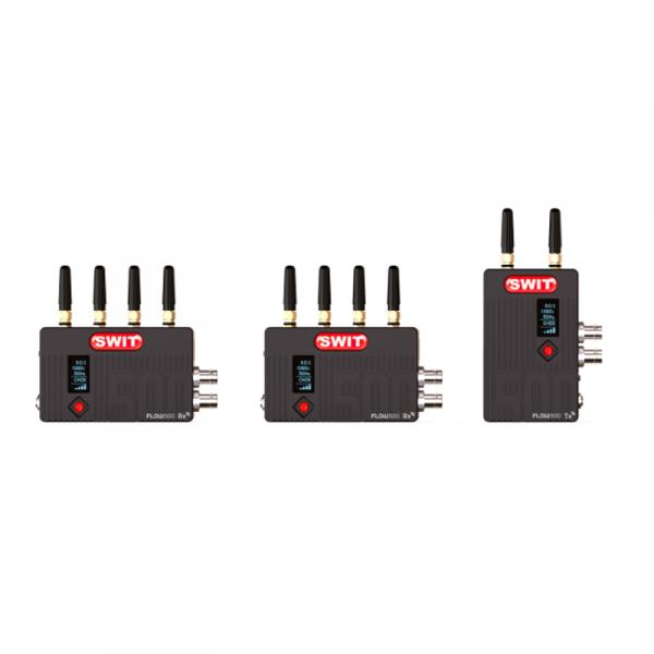 SWIT FLOW500 Tx+2Rx, Wireless transmision system (2 Receiver)