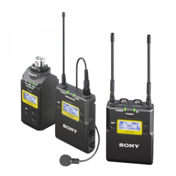 GER<Sony UWP-D11/51 Digital UHF-Wireless Pack für ENG-Betrieb> - 0