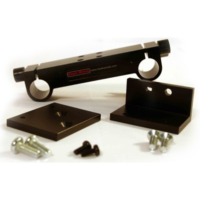 Hawk Woods DC-19A, 19mm Clamp/mounting Kit (104mm pitch) - 0