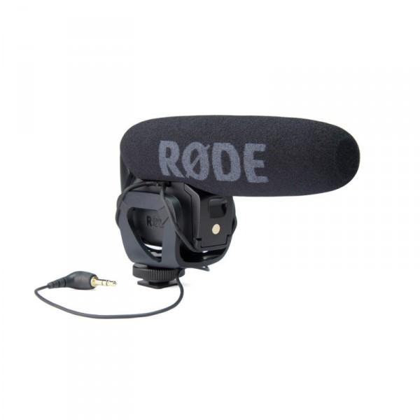 Røde VideoMic Pro, Kamera-Richtmikrofon, Batteriespeisung - 0