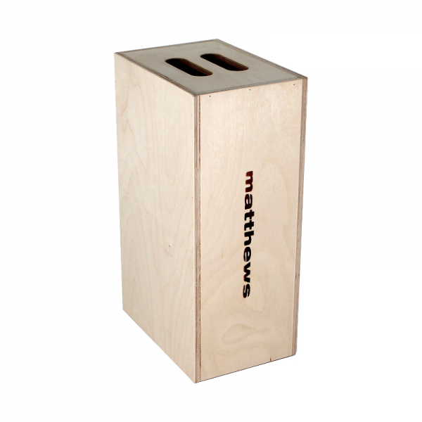 Matthews MT259535, Apple Box Full - 12''x 8''x 20''
