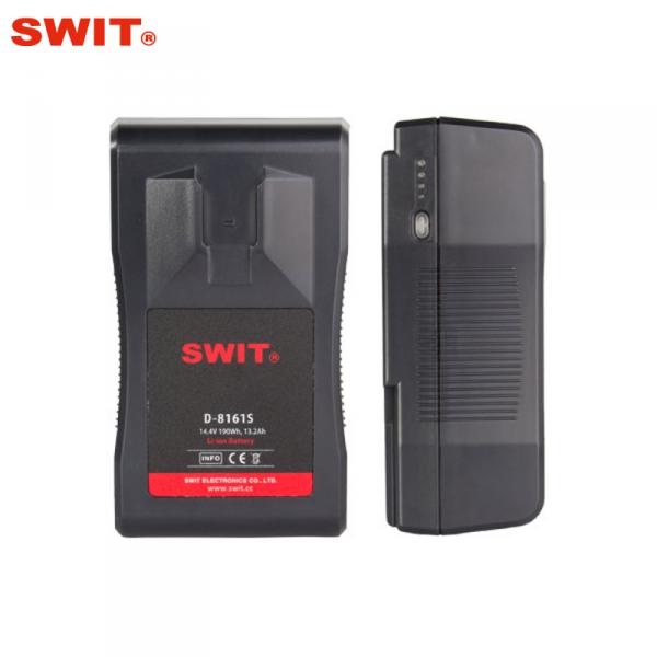 SWIT D-8161A Anton Bauer Mount Li-Ion Akku, Digital, 190Wh