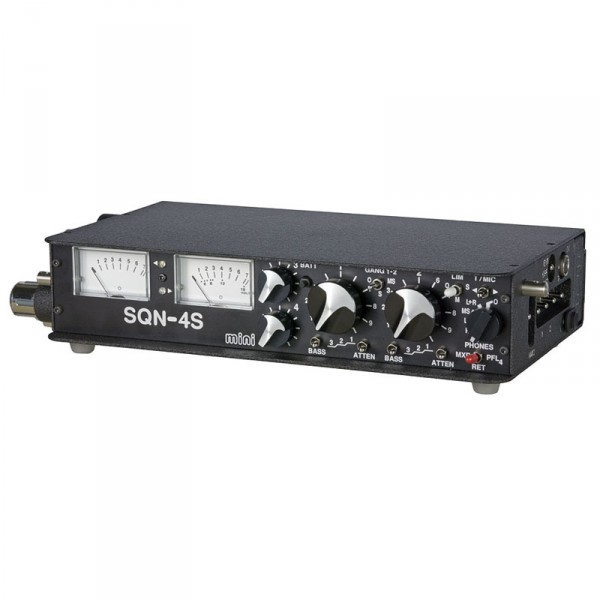 SQN-4S mini, 4 in 2 Stereo-Mischpult - 0