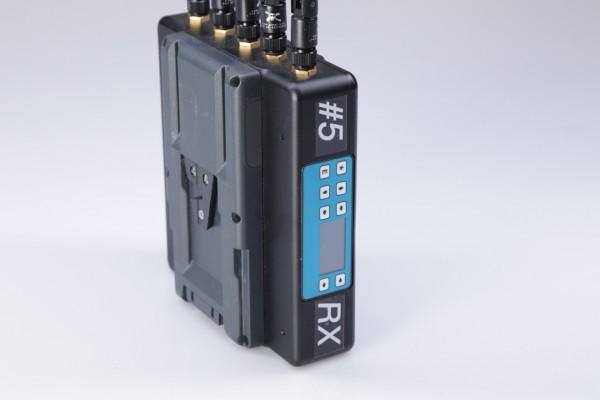 BOXX Meridian V-Mount Receiver RM-VAV-05HS