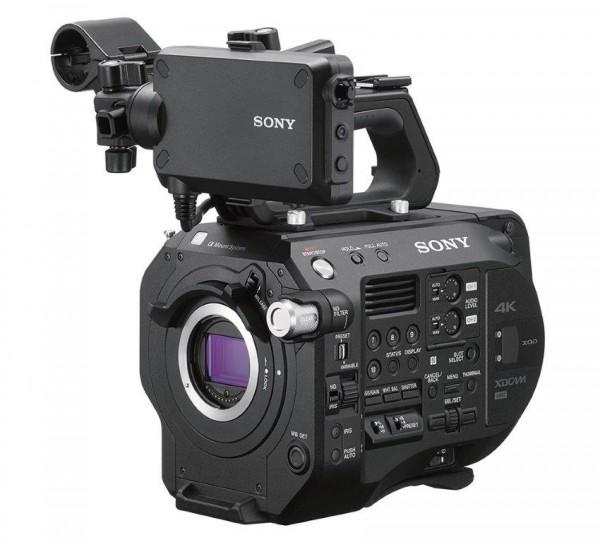 Sony PXW-FS7II S35 XDCAM 4K Camera, E-Mount, XAVC
