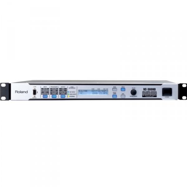 Roland VC-300HD, Bi-Direktionaler Multi-format Converter mit Audio-Delay - 0