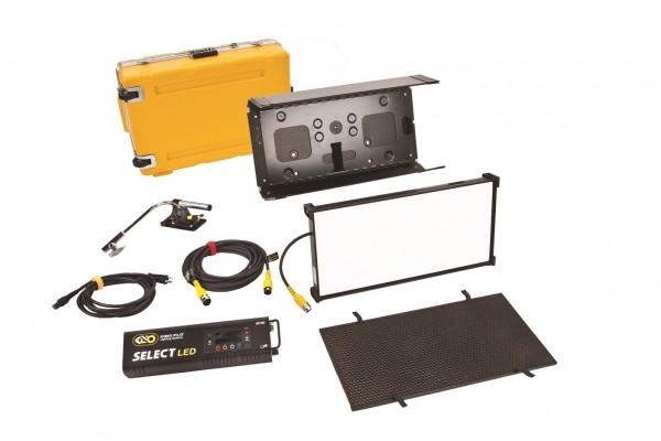 Kino Flo KIT-F21U, FreeStyle 21 LED DMX Kit, Univ w/ Flight Case