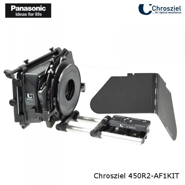 Chrosziel Kit für Panasonic AG-AF100 mit Objektiven   450R2-AF1KIT - 0