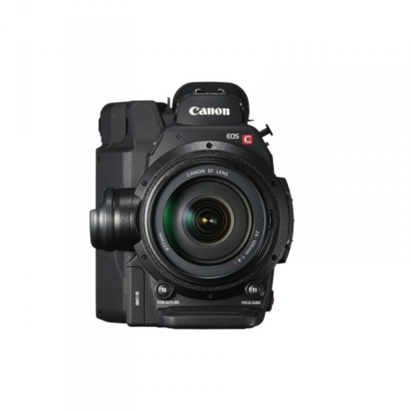Canon C300 Mark II S35 4K Camera with EF-Mount - 0