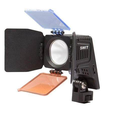 Swit S-2070 LED Kopflicht mit 900 Lux, DC Pole Anschluss - 0