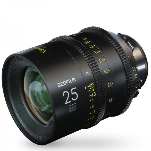 DZOFILM Vespid Prime FF 25 mm T2.1 - EF