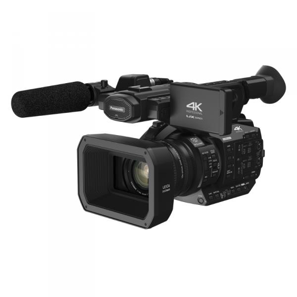 "Panasonic AG-UX90EJ, 1,0"" UHD Camcorder, 15-fach Zoom"