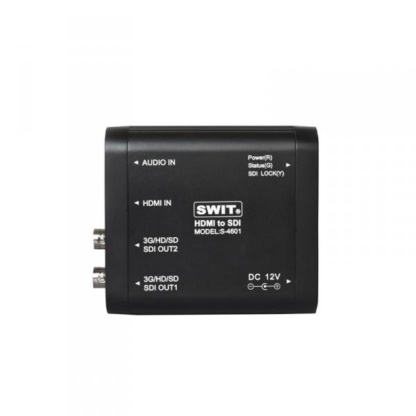 Swit S-4601 Heavy Duty HDMI to 3G-SDI Konverter - 0