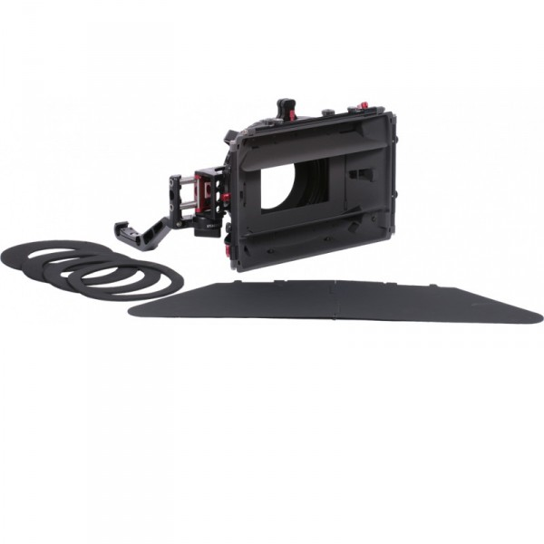 Vocas 0455-2010 MB-455 kit: for any camera with 15mm rail support (incl. SA & donut adapter ring) - 0