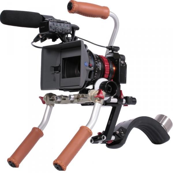 Vocas 0255-3340 Handheld kit for Sony Alpha A7 cameras - 0