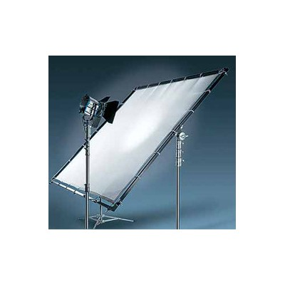 Roscotex 6'x6' 1,74m x 1,74m Silent Grid Gloth 1/4 - 0