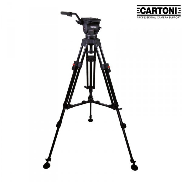 Cartoni KF12-2UM FOCUS 12 2 stage Ultra Lightweight System