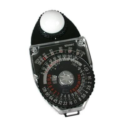 Sekonic Studio Deluxe III L-398A - 0