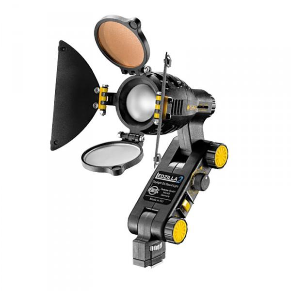 dedolight Ledzilla LED light head (6 - 18 V DC) DLOBML - 0