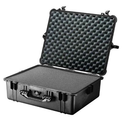 Peli Protektor #1600 schwarz / 54,4x41,9x20cm Innenmaß - 0