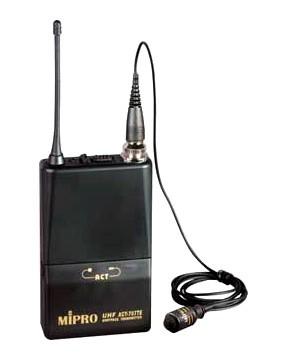 Mipro Funkstrecke Set mit Lavalier Mikrofon - 0
