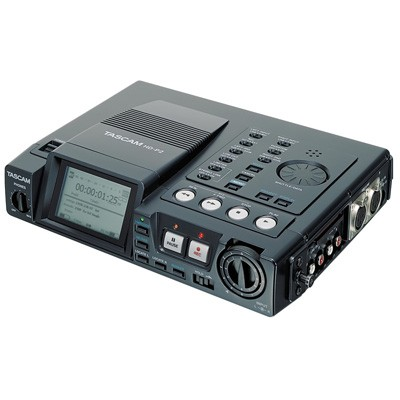 Tascam HD-P2, Portabler Audio-Recorder - 0