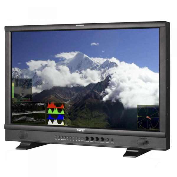"""SWIT S-1273FS, 27"""" Studio Monitor with full professional functions"""