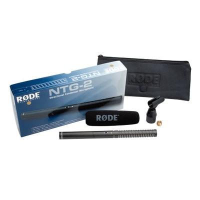 Røde NTG2, Richtrohr-Kondensatormikrofon - 0