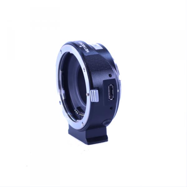 Metabones E-Mount zu Canon EF-Optik S53 / kein Vollformat, gebraucht