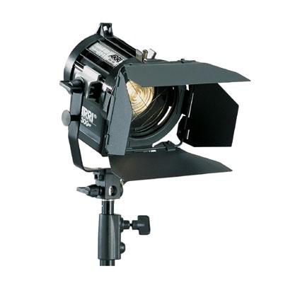 ARRI 300 Plus MAN 90 - 250 V~ black Schuko connector L3.79205.D - 0