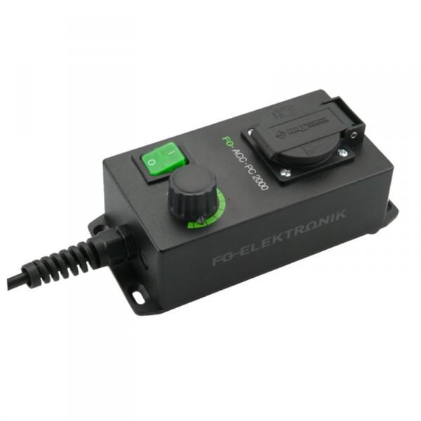 FG-Elektronik ACC-PC 2000 Dimmer 2 KW - 0
