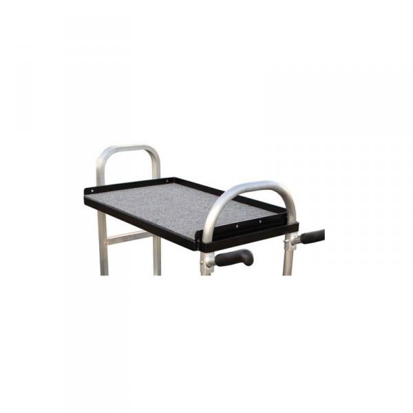 "Magliner Mag Mini 18"" Top Shelf (Aluminum) MAG-C MINI - 0"