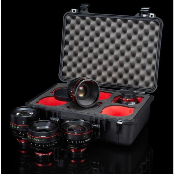Canon EF Primes Bundle 14/24/35/50/85/135 (M) - 0