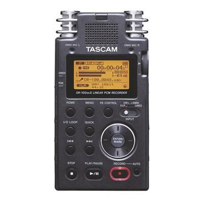 Tascam DR-100 MK2, Portabler Digitalrecorder - 0