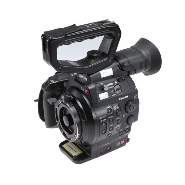 Canon EOS C300 PL- Mount, gebraucht - 0