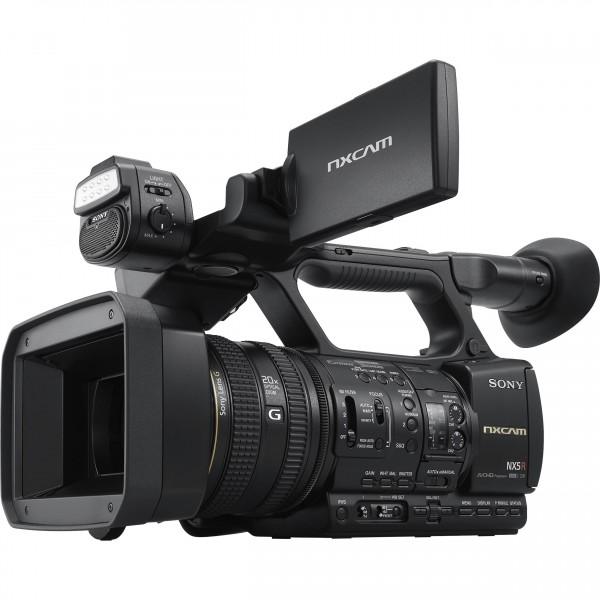 Sony HXR-NX5R, Kompakter Full HD-3CMOS-Camcorder