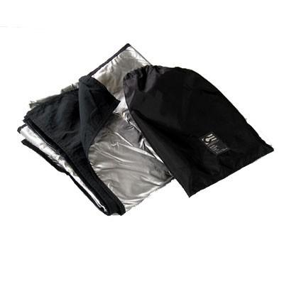 Harrison Silver Classic Dark Cloth - Small 101,5x101,5cm, #2035 - 0