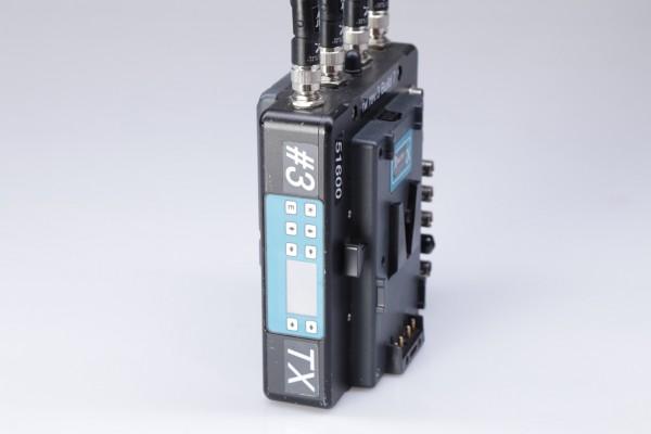 BOXX Meridian V-Mount Transmitter TM-VLT-03HS