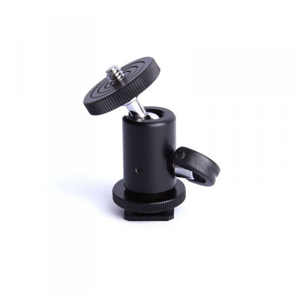 SmallHD Hot Shoe Ball Mount HD-0085 - 0