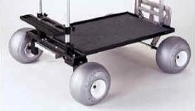 Magliner Mag Sand Dune Wheel Kit w/ Balloon Wheels MAG-W