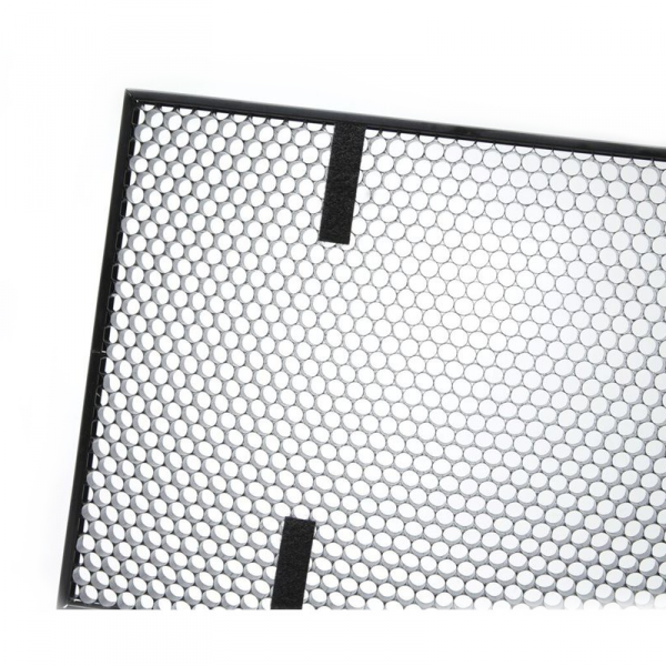 Kino Flo LVR-K290-P, 2ft 4Bank Louver/HP, 90°