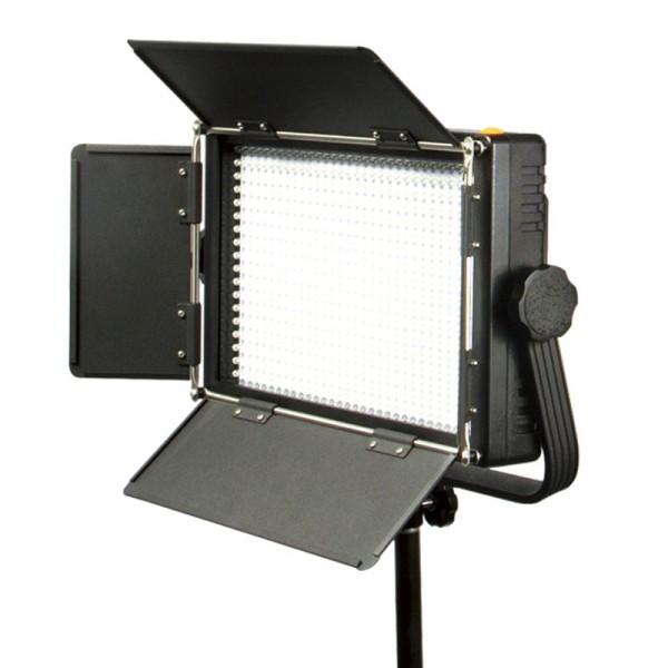 Swit S-2110CS LED Flächenleuchte mit 1.500 Lux, BiColor, V-Mount - 0
